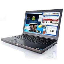 Dell Precision M6600 - 17 inch - VGA 2GB